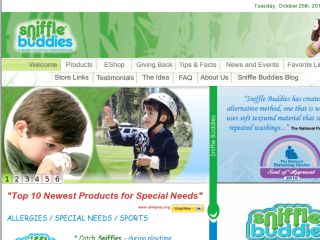 Shop at snifflebuddies.com