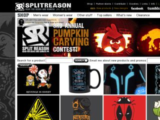 Shop at splitreason.com