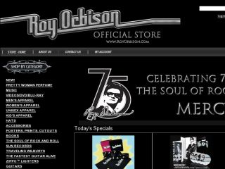 Shop at store.royorbison.com