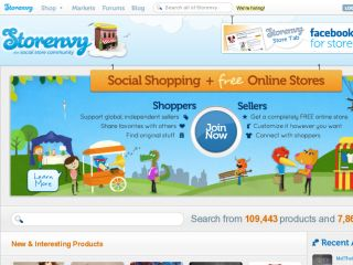 Shop at storenvy.com