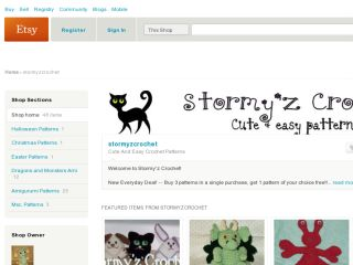 Shop at stormyzcrochet.etsy.com