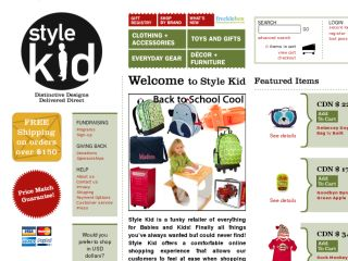 Shop at stylekid.ca