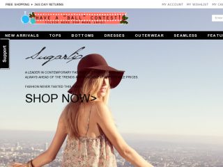 Shop at sugarlipsapparel.com