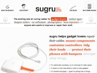 Shop at sugru.com