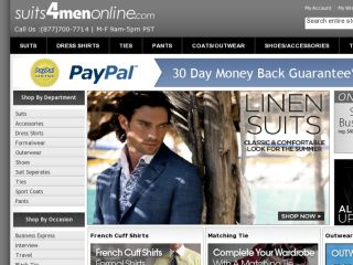 Shop at suits4menonline.com