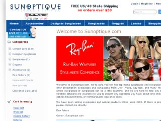 Shop at sunoptique.com