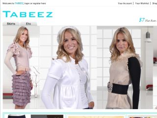 Shop at tabeez.com