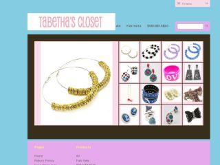 Shop at tabethascloset.bigcartel.com