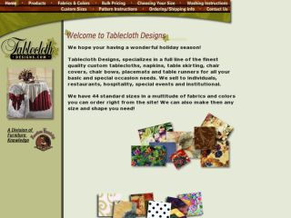 Shop at tableclothdesigns.com