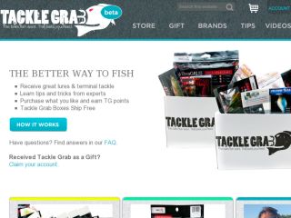 Shop at tacklegrab.com