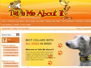 Shop at tailsmeaboutit.com