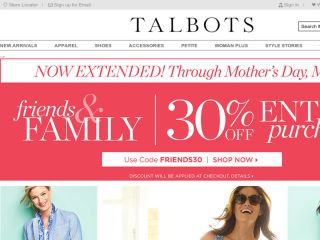 Shop at talbots.com
