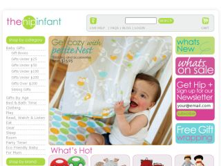 Shop at thehipinfant.com