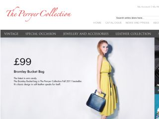 Shop at theperryercollection.com