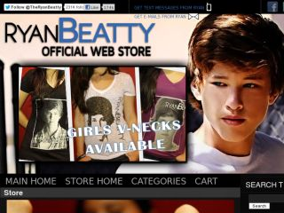 Shop at theryanbeatty.dgmerch.com