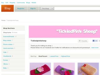 Shop at tickledpinksheep.etsy.com
