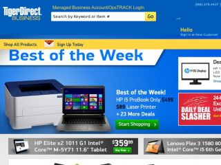 Shop at tigerdirect.com
