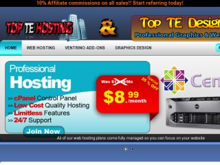 Shop at top-te-hosting.com