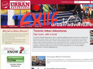 Shop at torontourbanadventures.com