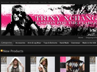 Shop at trixyxchange.com