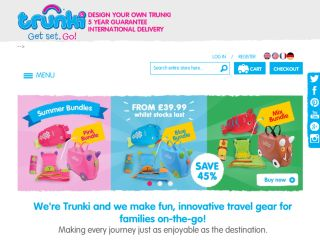 Shop at trunki.co.uk