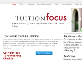 Shop at tuitionfocus.com