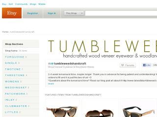 Shop at tumbleweedshandcraft.etsy.com
