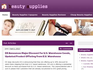 Shop at ubeautysupplies.com