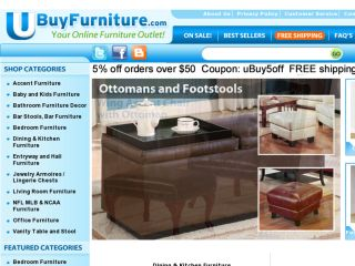 Shop at ubuyfurniture.com