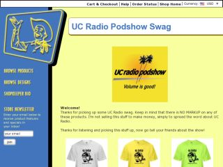 Shop at ucradiostuff.com
