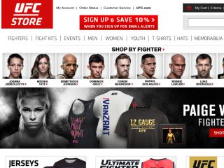 Shop at ufcstore.com