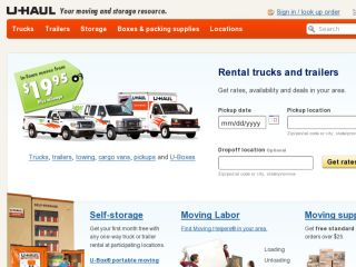 Uhaul discounts and coupons