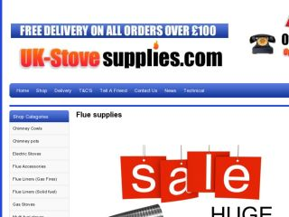 Shop at uk-stovesupplies.co.uk