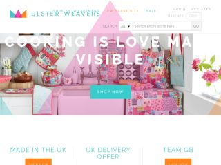 Shop at ulsterweavers.com