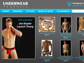 Shop at underwearproducts.com