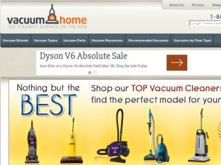 Shop at vacuum-home.com