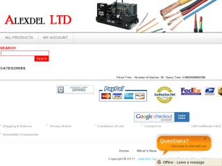 Shop at vendoutlet.com