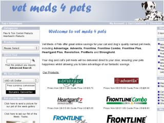 Shop at vetmeds4pets.co.uk