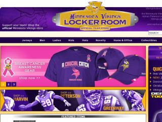 Shop at vikingsfanshop.com
