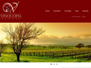 Shop at vinocopiabarrel.com