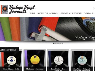 Shop at vintagevinyljournals.com