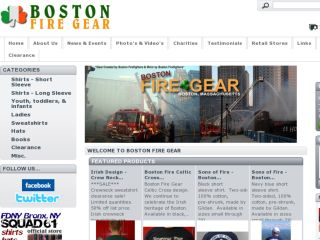 Shop at w.bostonfiregear.com