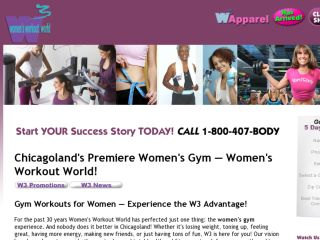 Shop at w3body.com