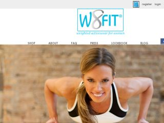 Shop at w8fit.com
