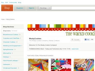 Shop at wackycookies.etsy.com