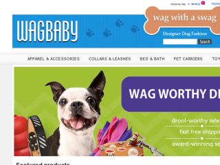 Shop at wagbaby.com