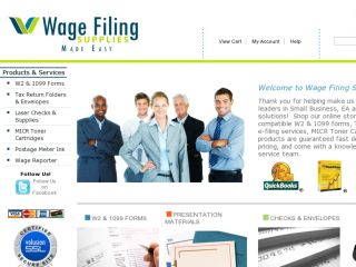 Shop at wagefilingsupplies.com