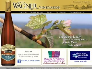 Shop at wagnervineyards.com