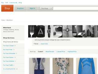 Shop at waistland.etsy.com