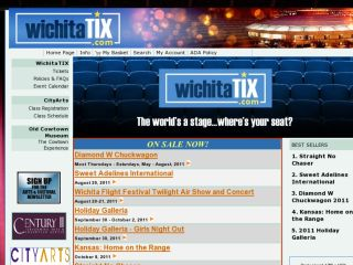 Shop at wichitatix.com